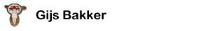 Gijs Bakker
