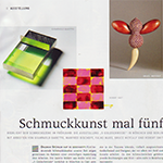 Schmuck Magazin 1-2008