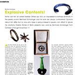 2001 - Schobinger Jewelry Magazine