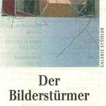 Berliner Zeitung 23.10.2003