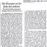 3.7.1999 - Der Tagesspiegel