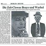 11.10.1996 - Die Welt